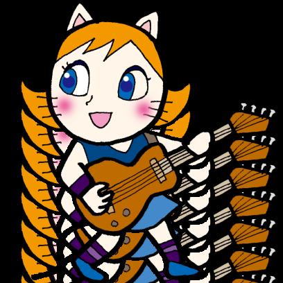 猫がーる(バンド) messages sticker-4