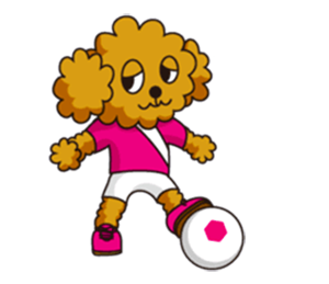 Dog Soccer Club! messages sticker-11