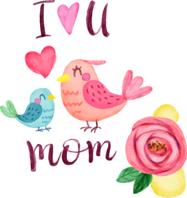 2017 Mothers Day Stickers messages sticker-8