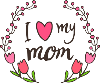 2017 Mothers Day Stickers messages sticker-5
