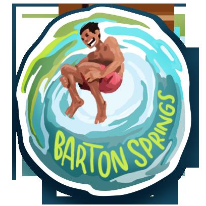 Visit Austin messages sticker-1