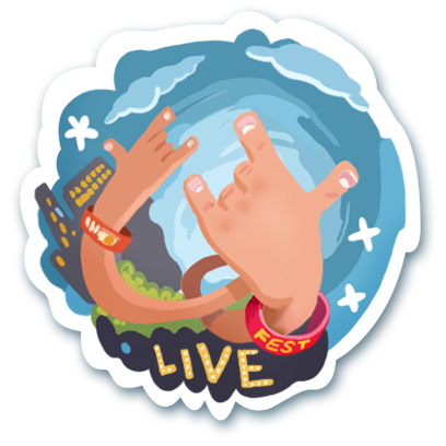 Visit Austin messages sticker-6