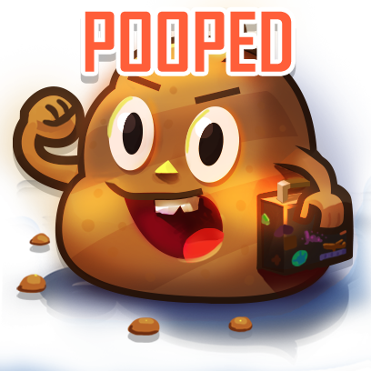 Poop Dodge Sticker Pack messages sticker-10