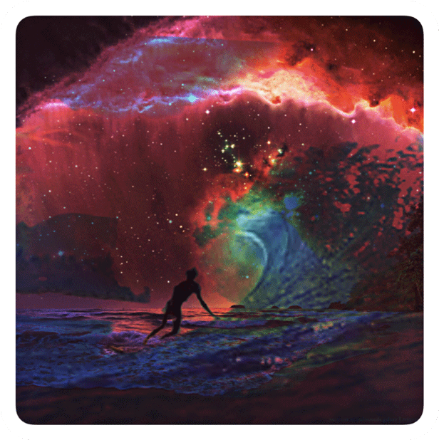 Galactic Surf Stickers messages sticker-11