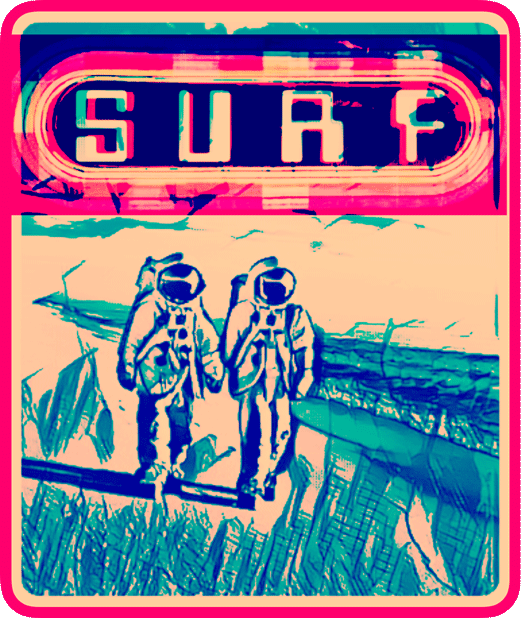 Galactic Surf Stickers messages sticker-8