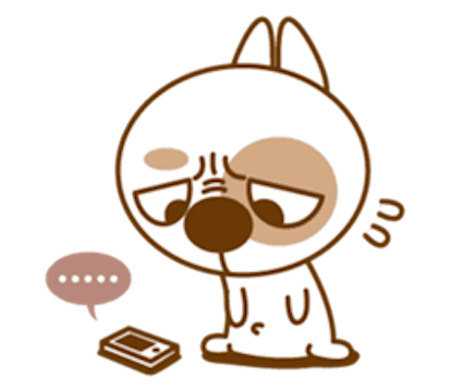Funny Little Dog messages sticker-7