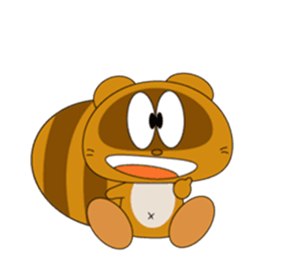 Funny Beaver Stickers! messages sticker-0