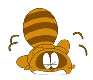 Funny Beaver Stickers! messages sticker-11