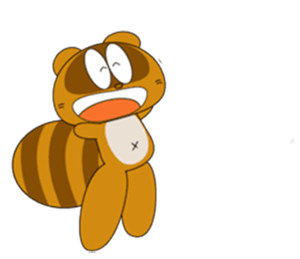 Funny Beaver Stickers! messages sticker-4