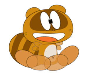 Funny Beaver Stickers! messages sticker-5