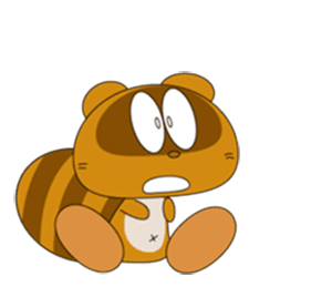 Funny Beaver Stickers! messages sticker-6