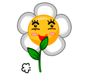 Funny Lily messages sticker-8
