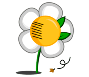 Funny Lily messages sticker-0