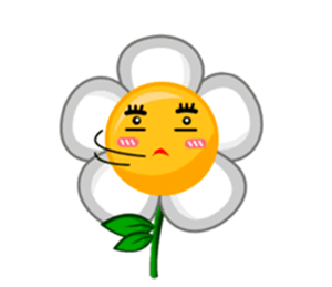 Funny Lily messages sticker-3
