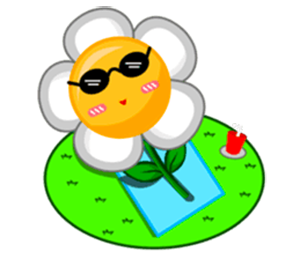Funny Lily messages sticker-2