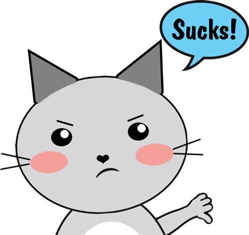 Cat - Cute stickers messages sticker-7