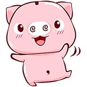 PigMoji - Best Collection Emoji & Stickers messages sticker-5