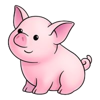 PigMoji - Best Collection Emoji & Stickers messages sticker-9