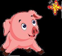 PigMoji - Best Collection Emoji & Stickers messages sticker-11