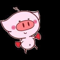 PigMoji - Best Collection Emoji & Stickers messages sticker-6