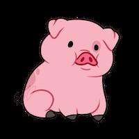 PigMoji - Best Collection Emoji & Stickers messages sticker-2