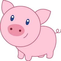 PigMoji - Best Collection Emoji & Stickers messages sticker-3