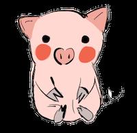 PigMoji - Best Collection Emoji & Stickers messages sticker-4