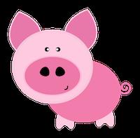 PigMoji - Best Collection Emoji & Stickers messages sticker-7