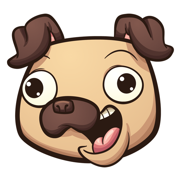 PugLife - Pug Emoji & Stickers messages sticker-0