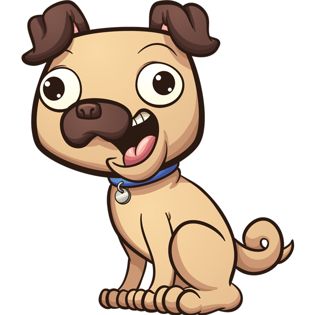 PugLife - Pug Emoji & Stickers messages sticker-7