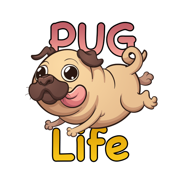 PugLife - Pug Emoji & Stickers messages sticker-10