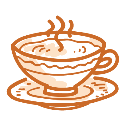 Tea time! iMessage stickers messages sticker-8