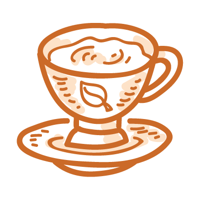 Tea time! iMessage stickers messages sticker-6