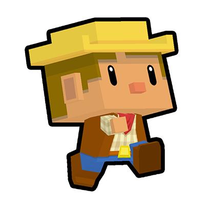 Bouncy Hero messages sticker-1
