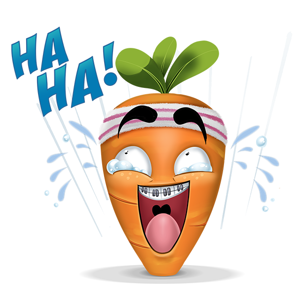 Wasted Veggies: Hero messages sticker-8