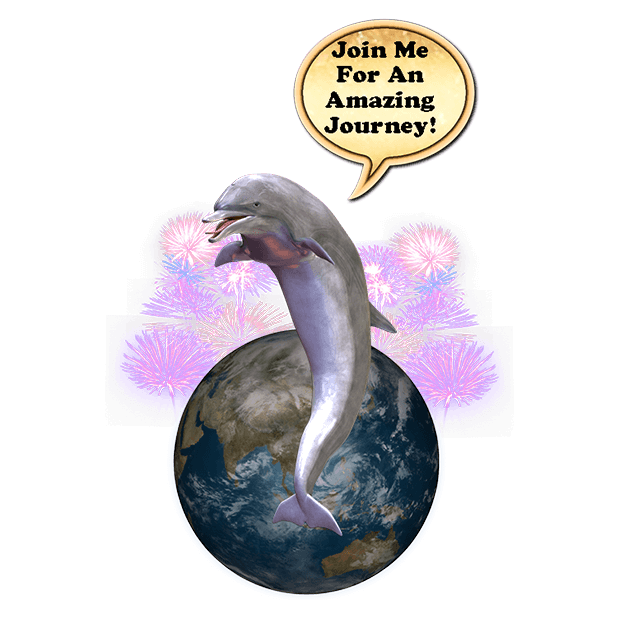 Where's the Dolphin Sticker Pack for iMessage messages sticker-1