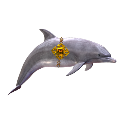 Where's the Dolphin Sticker Pack for iMessage messages sticker-7