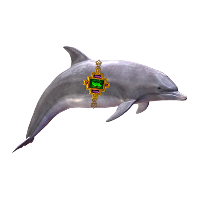 Where's the Dolphin Sticker Pack for iMessage messages sticker-10