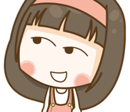 Cutie Girl Emotion messages sticker-10