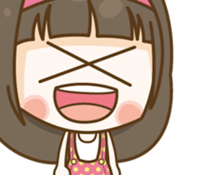 Cutie Girl Emotion messages sticker-6