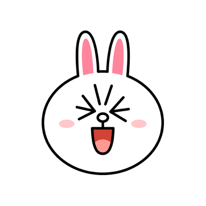 Cheerful CONY - LINE FRIENDS messages sticker-4