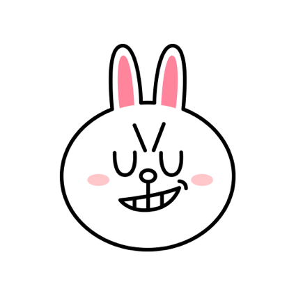 Cheerful CONY - LINE FRIENDS messages sticker-6