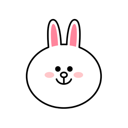 Cheerful CONY - LINE FRIENDS messages sticker-0