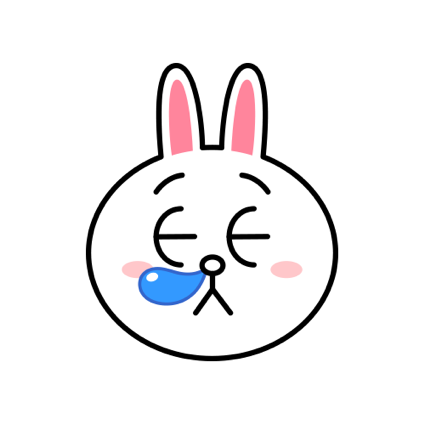 Cheerful CONY - LINE FRIENDS messages sticker-10