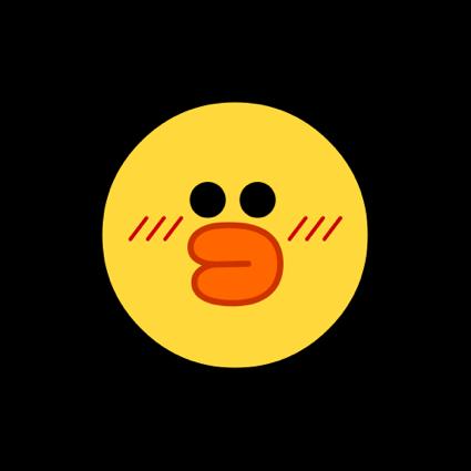 Adorable SALLY - LINE FRIENDS messages sticker-6