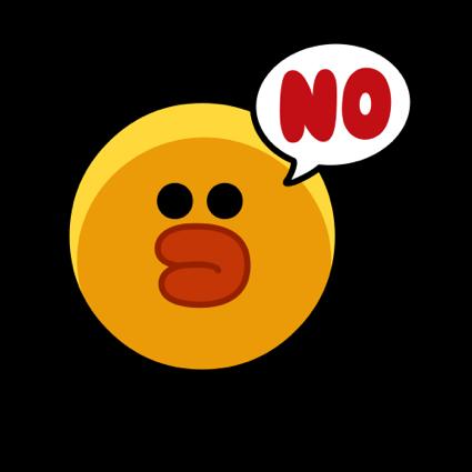 Adorable SALLY - LINE FRIENDS messages sticker-10