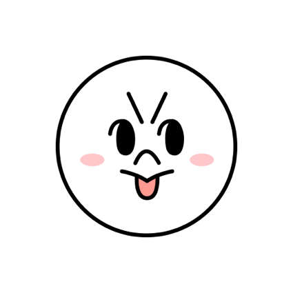 Witty-MOON Emoji - LINE FRIENDS messages sticker-4
