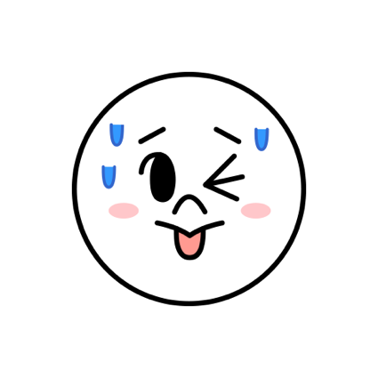 Witty-MOON Emoji - LINE FRIENDS messages sticker-10