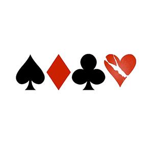 Texas Holdem-Offline Poker Casino Games messages sticker-2