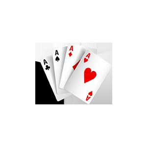 Texas Holdem-Offline Poker Casino Games messages sticker-1